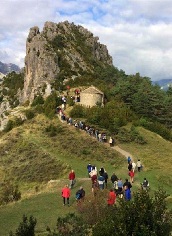 Sobrarbe, Pirineos. Nueva campaña de concienciación para cuidar el entorno ambiental