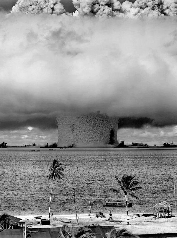 Estados Unidos ha emitido más radiación atómica que Chernobyl