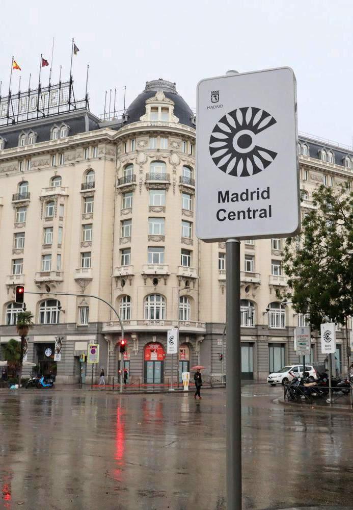 'Madrid Central' ha venido para quedarse
