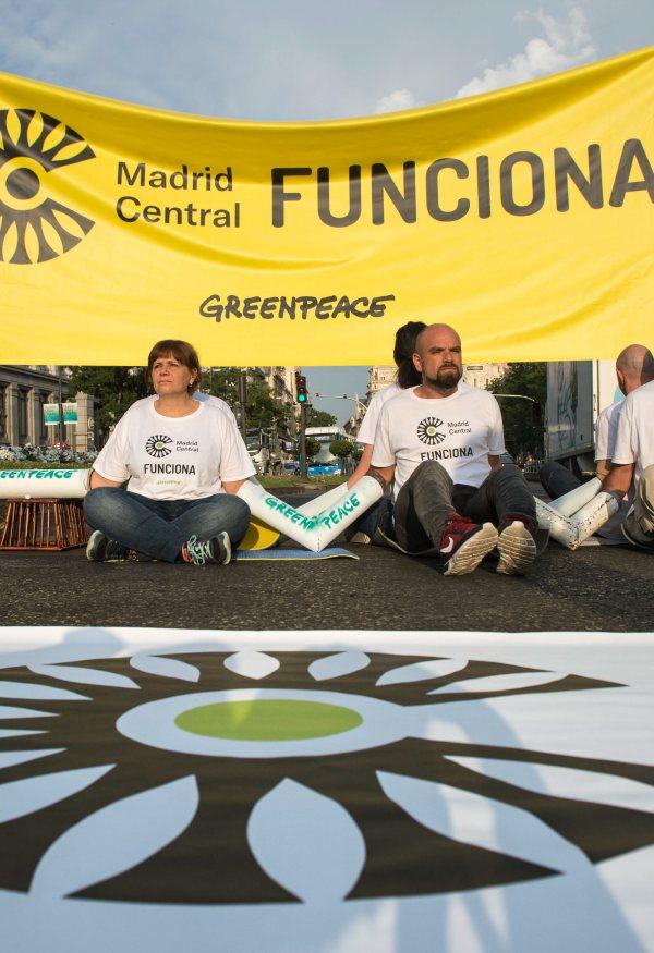 Madrid Central recibe un 'espaldarazo' de la Justicia