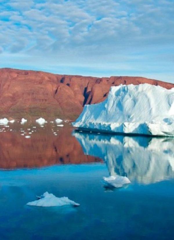 Cañones de nieve, ¿la solución definitiva al deshielo de la Antártida?