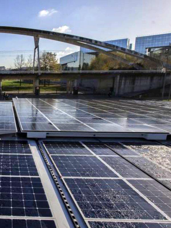 Solaria planea alcanzar los 3,3 GW en 2023