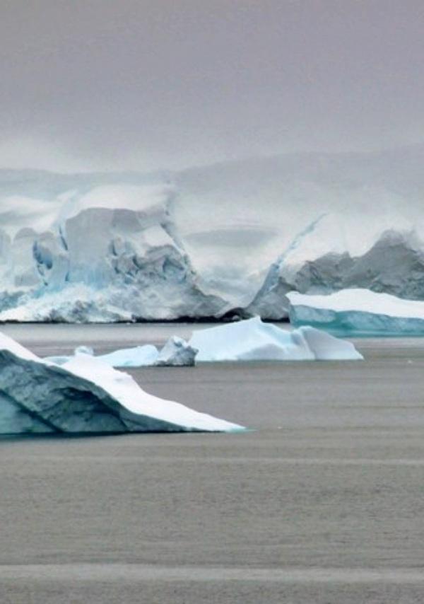 Las tormentas podrían ser responsables del deshielo de la Antártida