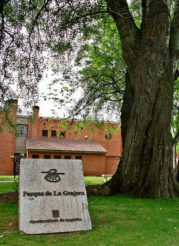 El Aula de La Grajera, destacada por Zúñiga por su labor medio ambiental