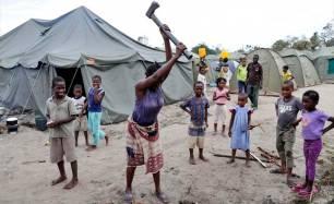 La contaminación aniquila a las mujeres de Mozambique