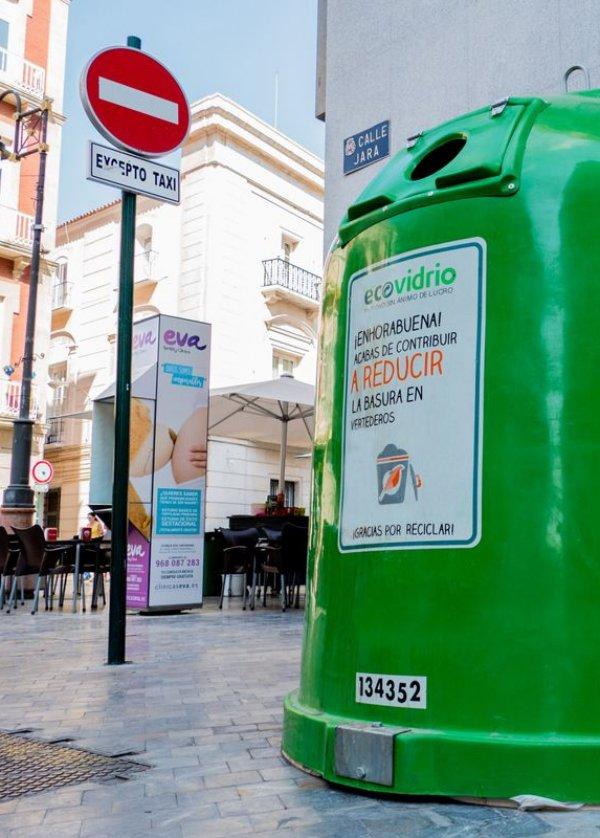 Ecovidrio, la 'quintaesencia' de reciclaje