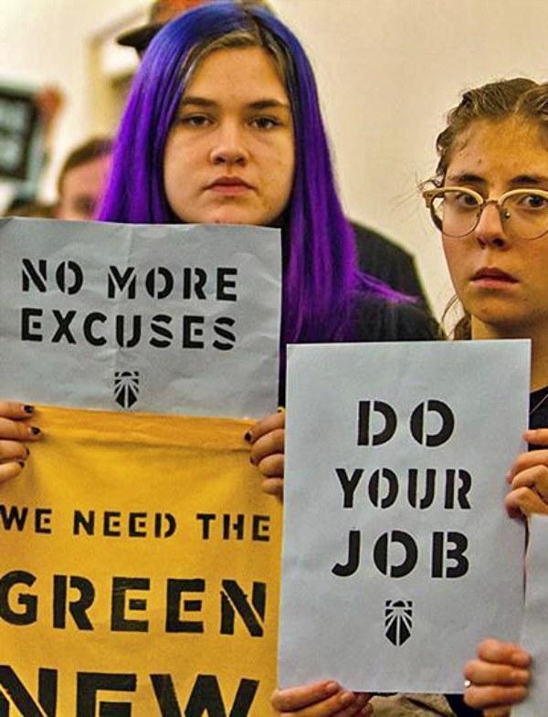 'El Green New Deal', el plan de choque para atajar la emergencia climática del Planeta