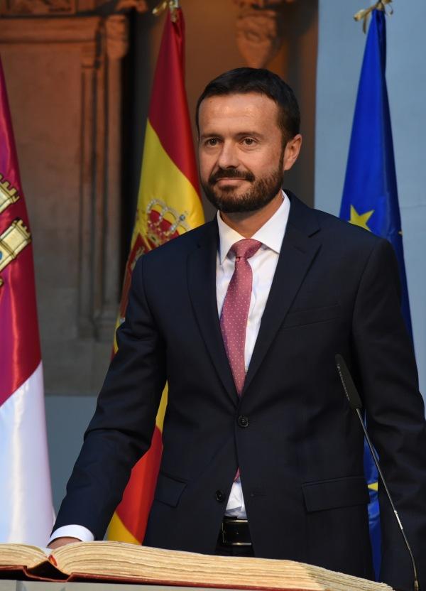 Escudero pretende desarrollar una región más sostenible