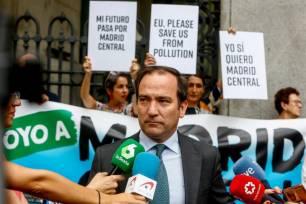 El nuevo proyecto anticontaminación sustituirá a Madrid Central y partirá del Plan A