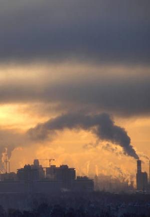 Dos días muy malos de contaminación de partículas sufrió Oviedo