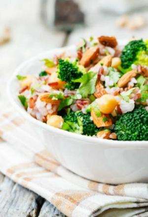 dieta vegetariana comiendo fuera