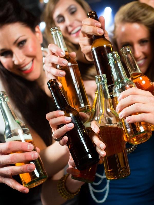 El abuso del alcohol merma el crecimiento cerebral