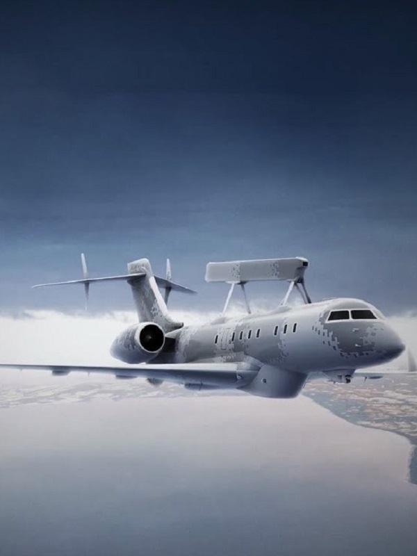 ¿Conoces el avión híbrido bioeléctrico?