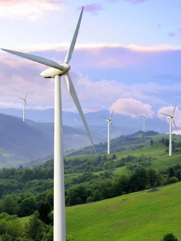 La energía eólica 'clave' en la descarbonización