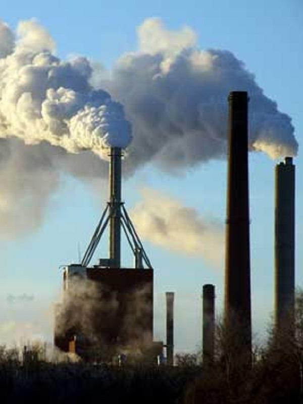 Las emisiones de CO2 de la industria y la electricidad se redujeron un 6 por ciento en 2018