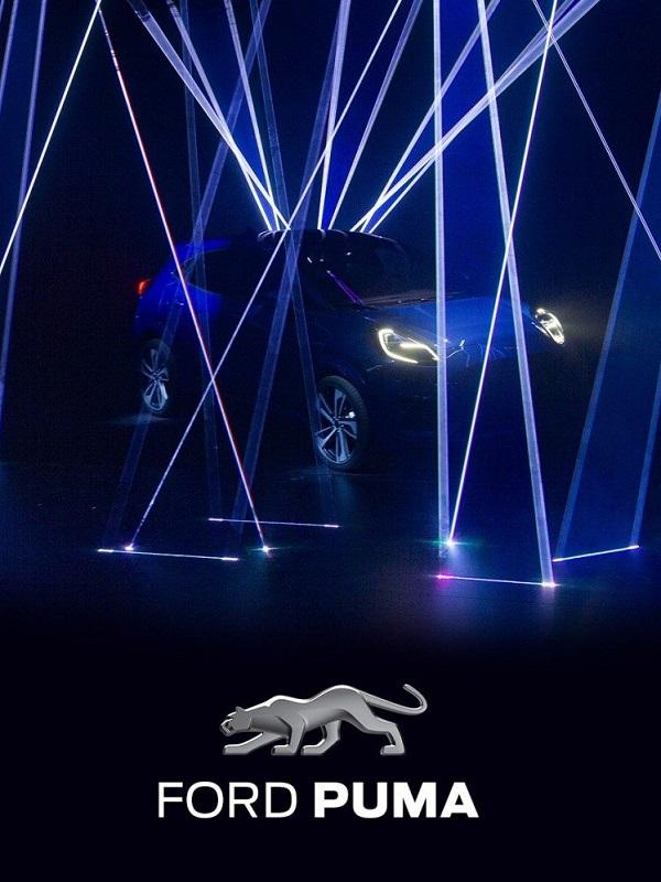Ford lanzará el nuevo Puma que tendrá tecnología 'mild hybrid'