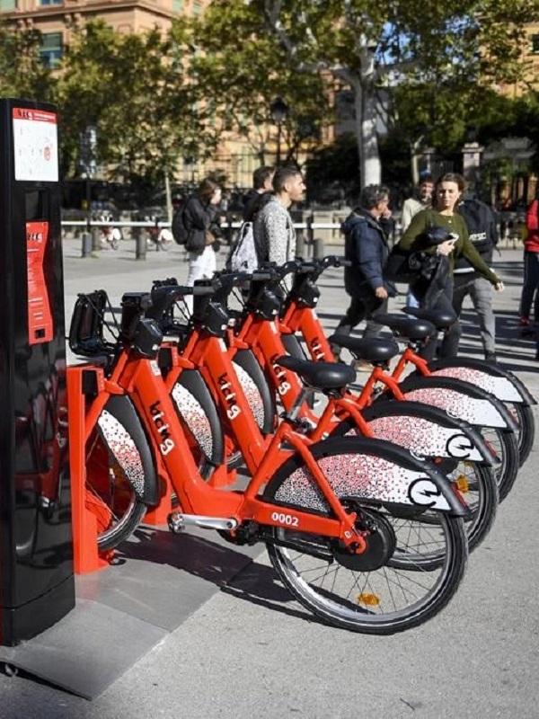 El nuevo Bicing incorpora 300 bicis eléctricas