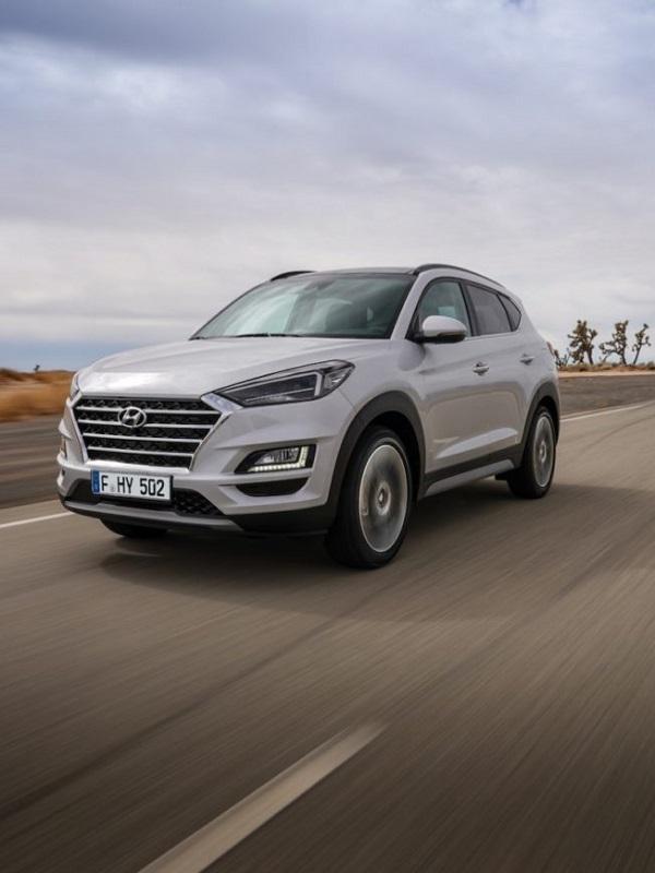 Hyundai introduce una nueva versión 'mild hybrid' en la gama del Tucson