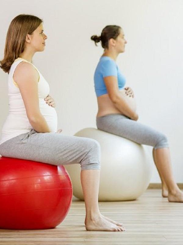 Descubren un nuevo beneficio de hacer ejercicio embarazada