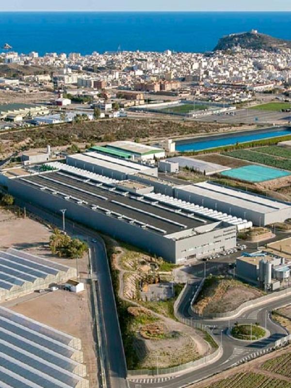 Interconexión de las desaladoras de Almería, Murcia y Alicante