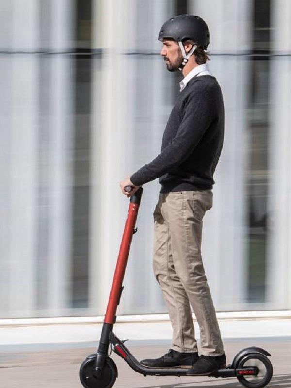 Uber elige Madrid como la primera ciudad europea para lanzar su servicio de patinetes eléctricos