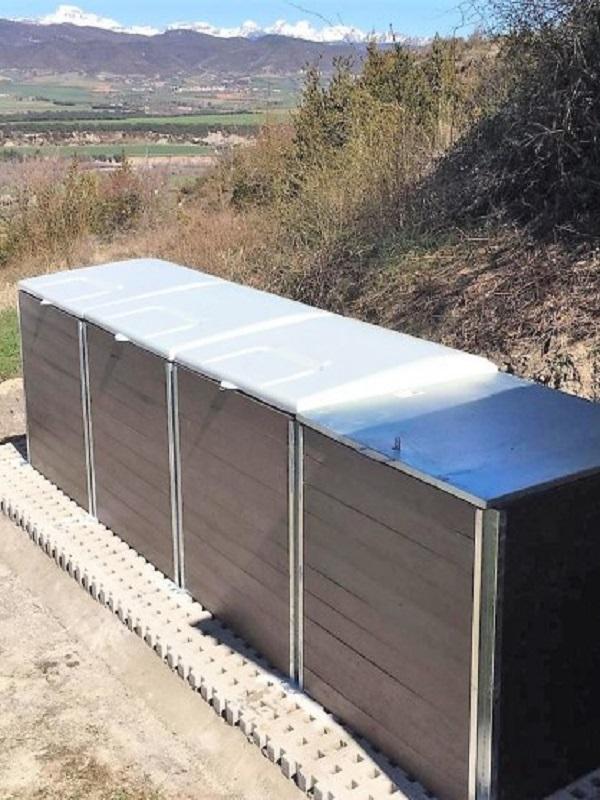 La Comarca de la Jacetania pone en marcha cuatro nuevas compostadoras comunitarias