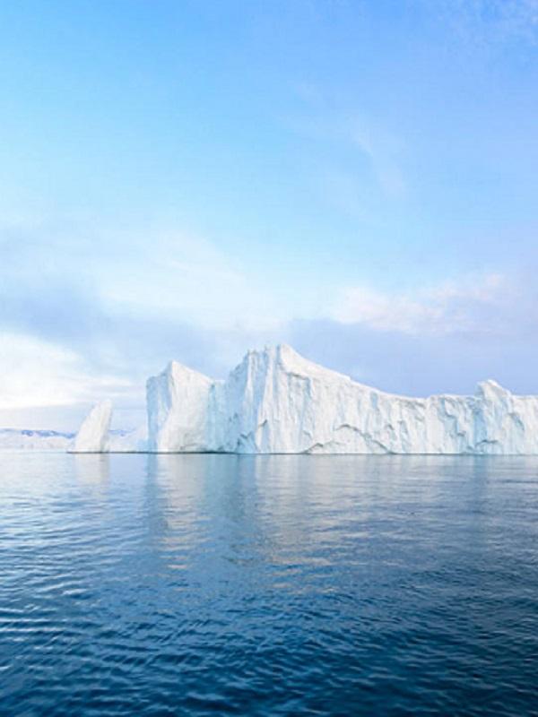La fusión de glaciares ha elevado el mar 27 milímetros desde 1961