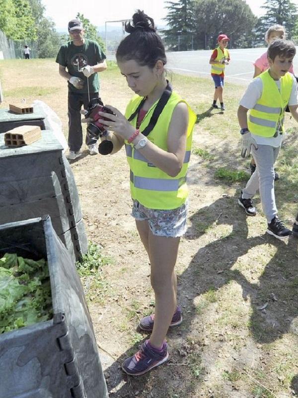 Galicia. Patrullas verdes escolares: vigilancia sin tregua hacia un futuro ambiental mejor