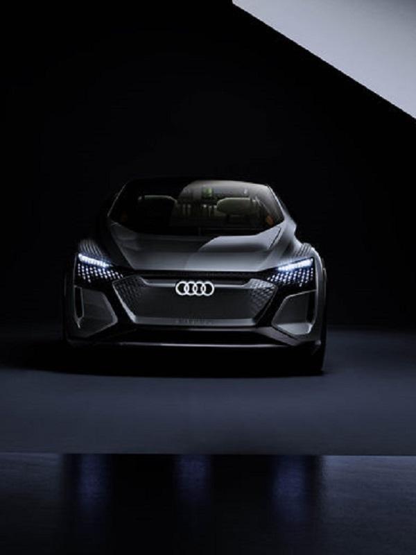 Audi presenta un coche autónomo para las megaciudades del futuro