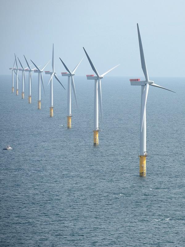 Siemens Gamesa negocia suministrar turbinas para el primer parque 'offshore' del mundo sin subsidios
