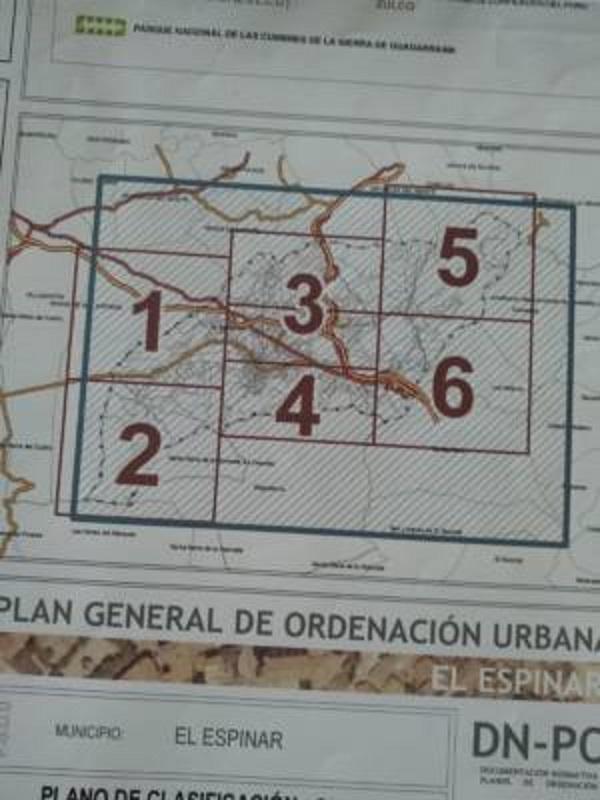 Segovia. El nuevo Plan Urbanístico de El Espinar reduce el exceso de suelo urbanizable