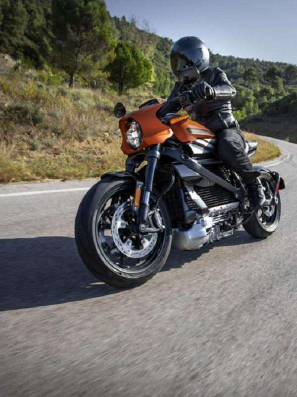 Harley-Davidson pone a la venta su primera electrica, el Livewire