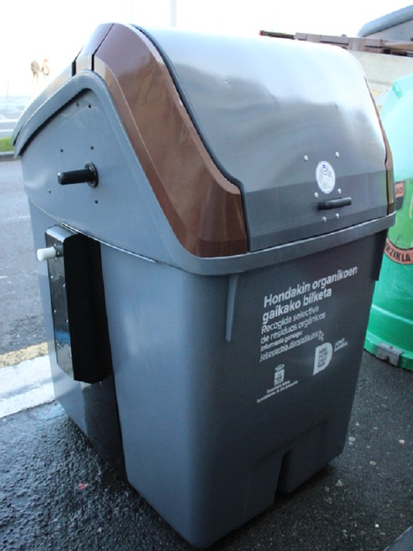 Hispavista Labs y Masermic dotan a los contenedores de San Sebastián de sensores inteligentes para una recogida eficiente de residuos