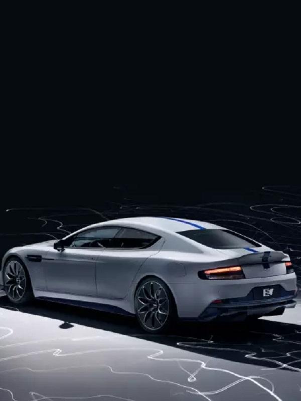 Aston Martin Rapide E, su primer eléctrico