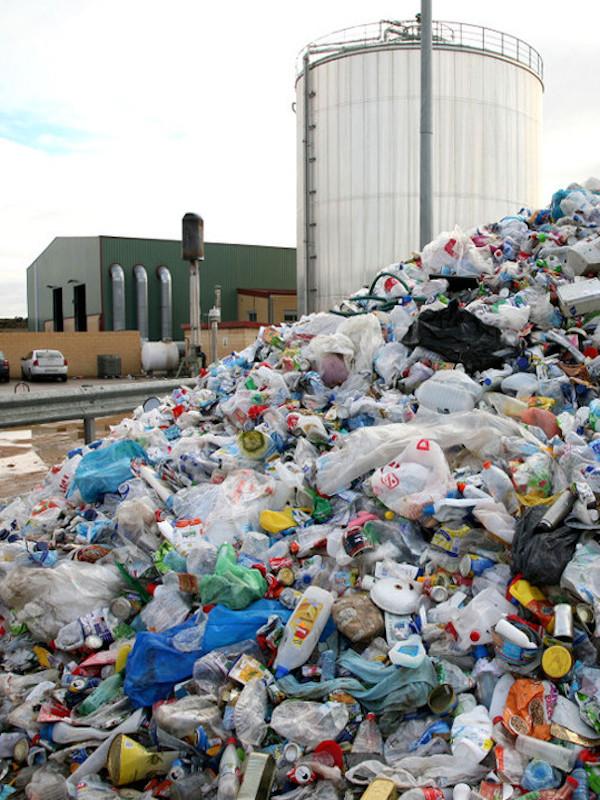 Primer año del Plan de Residuos de Navarra, un sabor 'agridulce'