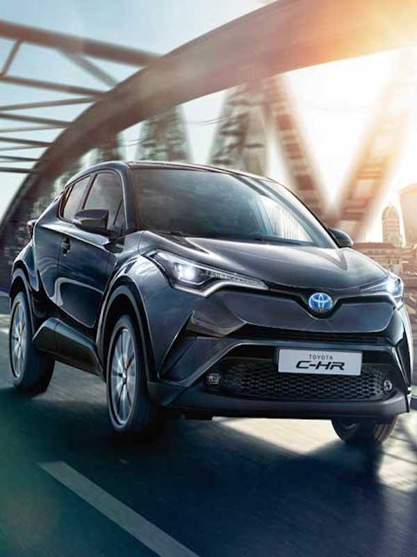 Toyota a tope con los coches eléctricos
