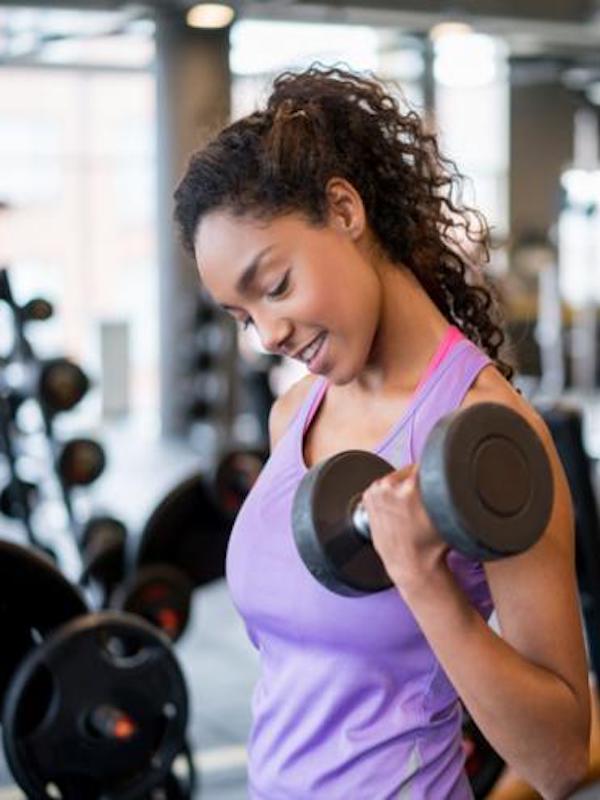 Levantando pesas tu vida se alargará