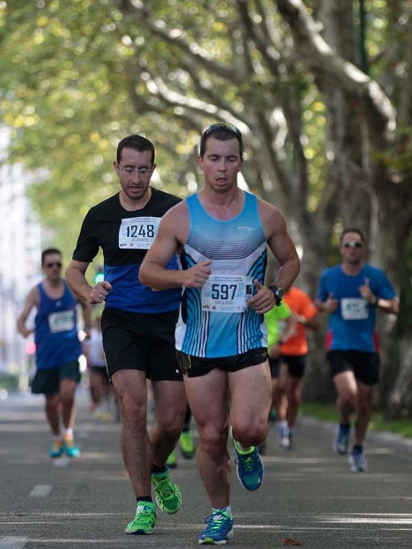 Biomaratón internacional
