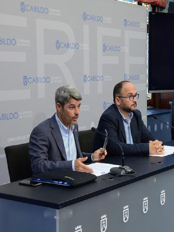 Doce empresas de actividades al aire libre se adhieren a la 'Carta por la Sostenibilidad en la Naturaleza' en Tenerife
