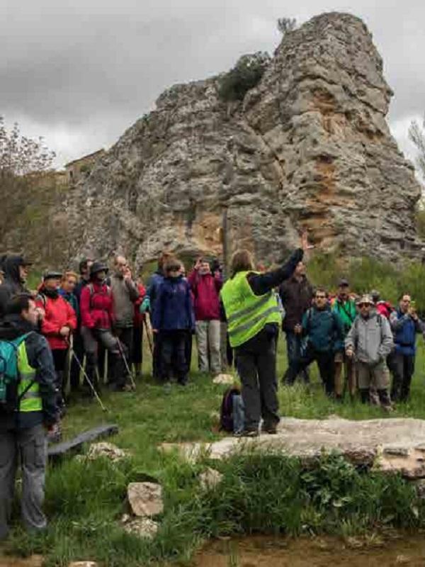 Abierto el plazo de inscripción para las 56 excursiones de 'Geolodía 2019' del 11 y 12 de mayo