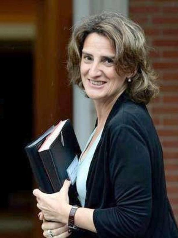 Descalificaciones gratuitas a la ministra para la Transición Energética, Teresa Ribera