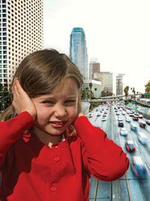 El ruido, un gran problema ambiental olvidado