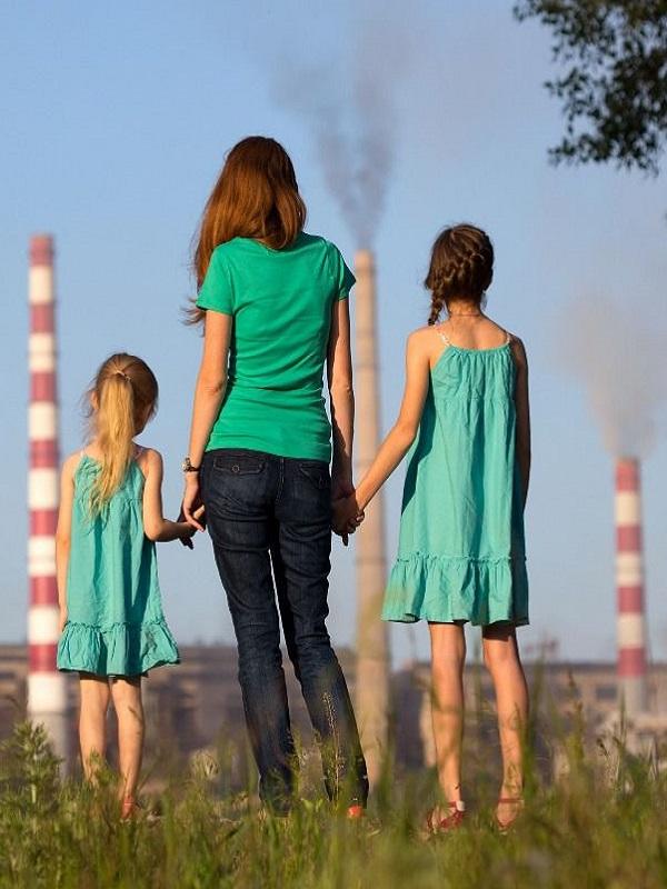 Las partículas en suspensión quitan 125.000 años de vida saludable a los niños europeos