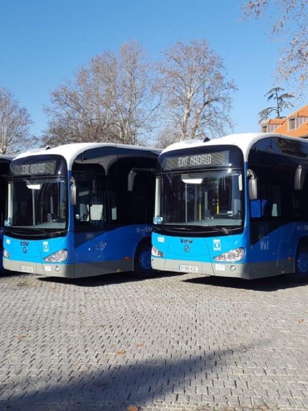El Gobierno apuesta por más transporte público para mejorar el aire de Madrid