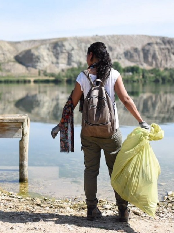 Ecoembes y SEO/BirdLife, la 'gran alianza' para liberar la naturaleza de basura