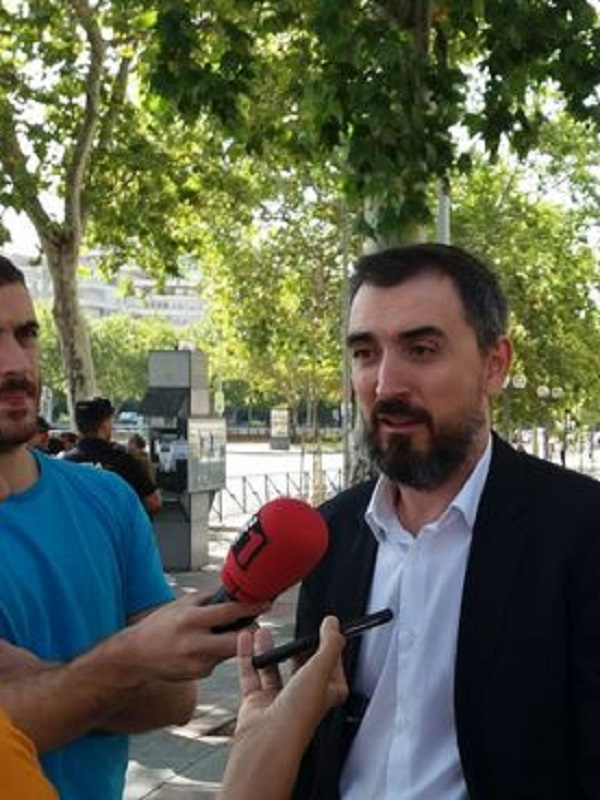 Ignacio Escolar y Raquel Ejerique: Premiados en los 'XXV Premis Ones Mediterrànea' en Tarragona