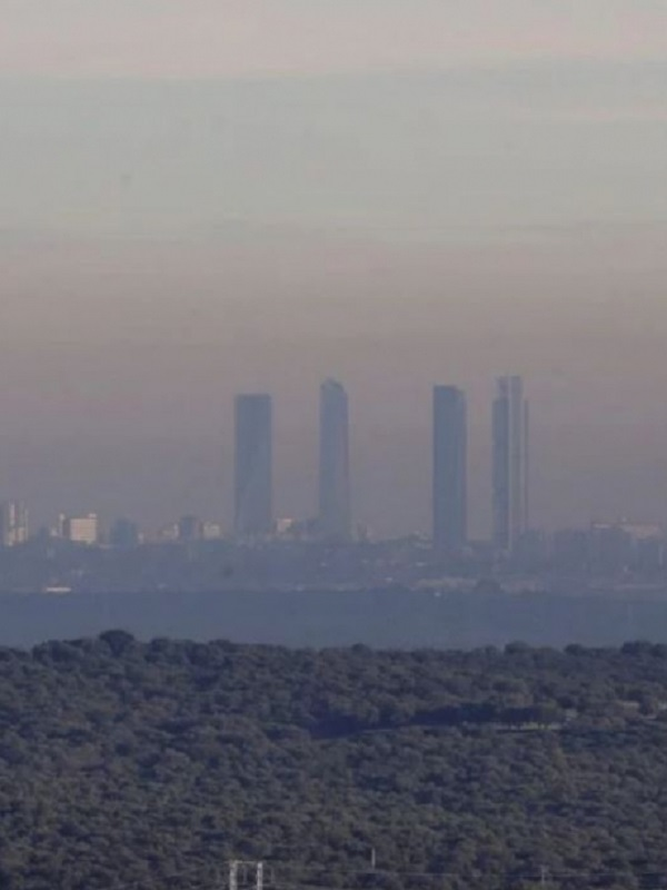 Europa exige a España planes de control de la contaminación atmosférica