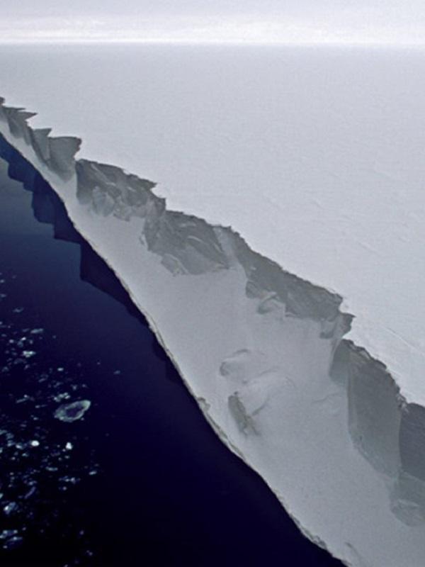 La gran Barrera de hielo de Ross muy pronto será historia