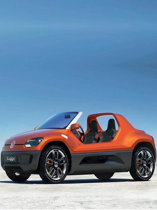 Volkswagen innova con su primera versión eléctrica de un buggy