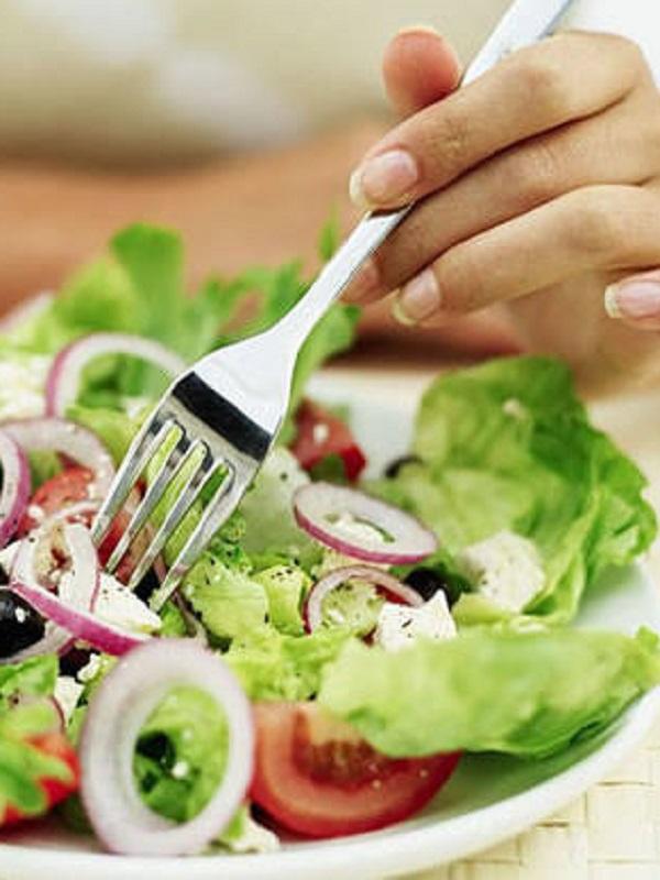 Una dieta baja en calorías minimiza los síntomas del asma